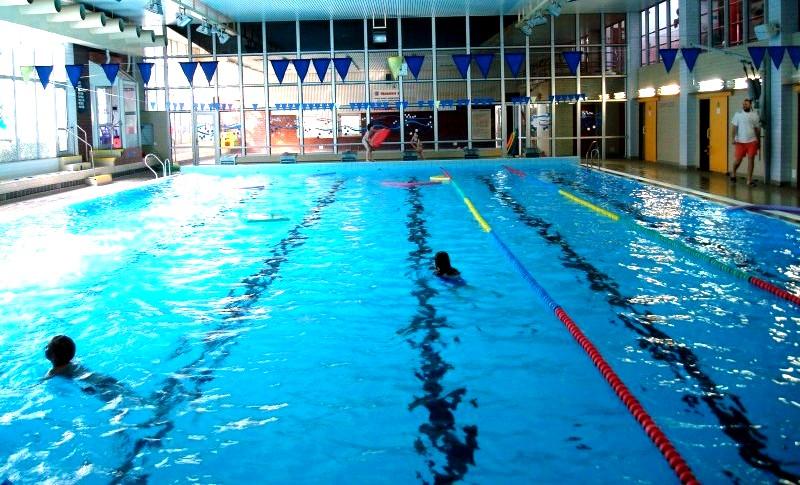 Bazén Chrudim